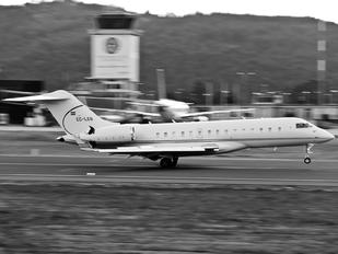 EC-LEB - TAG Aviation Bombardier BD-700 Global Express