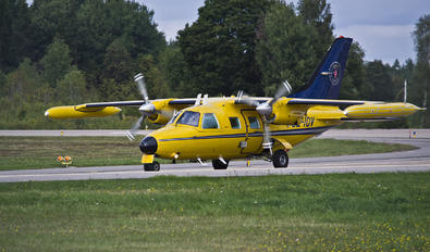SE-IOV - SAAB Aircraft Company Mitsubishi MU-2 (all models)