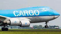 PH-CKA - KLM Cargo Boeing 747-400F, ERF aircraft