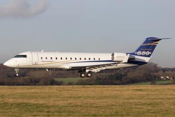 N895CL - Averitt Air Canadair CL-600 Challenger 850