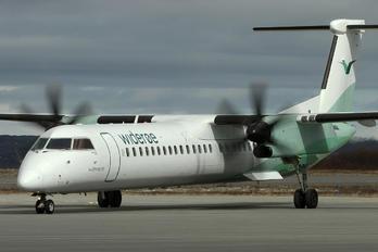 LN-WDG - Widerøe de Havilland Canada DHC-8-400Q / Bombardier Q400
