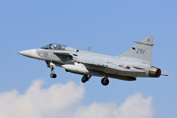 39291 - Sweden - Air Force SAAB JAS 39C Gripen
