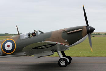 G-MKIA - Mark One Partners Supermarine Spitfire Mk.Ia
