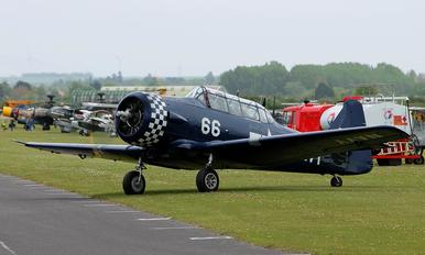 G-BUKY - Private North American Harvard/Texan (AT-6, 16, SNJ series)