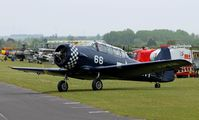 G-BUKY - Private North American Harvard/Texan (AT-6, 16, SNJ series) aircraft