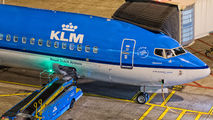 PH-BXN - KLM Boeing 737-800 aircraft