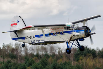 SP-DLA - Private Antonov An-2