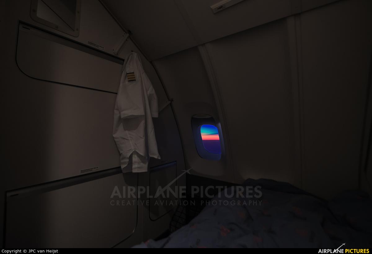 Cargolux LX-VCJ aircraft at In Flight - International