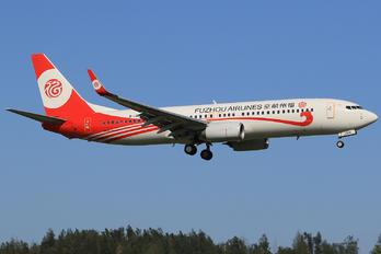 B-1905 - Fuzhou Airlines Boeing 737-800