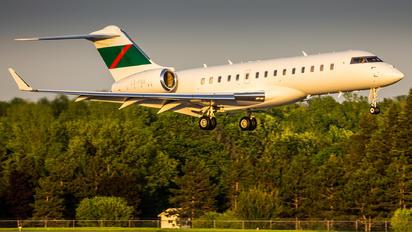 LX-PAK - Private Bombardier BD-700 Global 6000