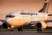 C-FWSO - WestJet Airlines Boeing 737-700 aircraft