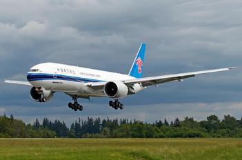 B-2026 - China Southern Cargo Boeing 777F