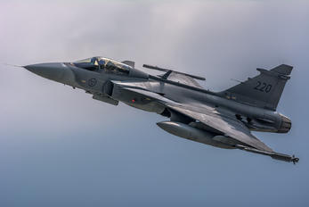 39220 - Sweden - Air Force SAAB JAS 39C Gripen