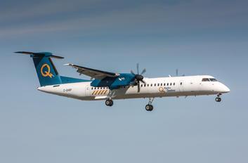 C-GHQP - Hydro Quebec de Havilland Canada DHC-8-400Q / Bombardier Q400