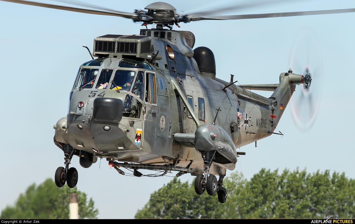 Germany - Navy 89+54 aircraft at Fairford