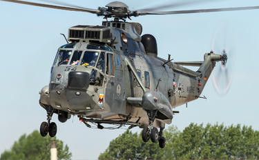 89+54 - Germany - Navy Westland Sea King Mk.41