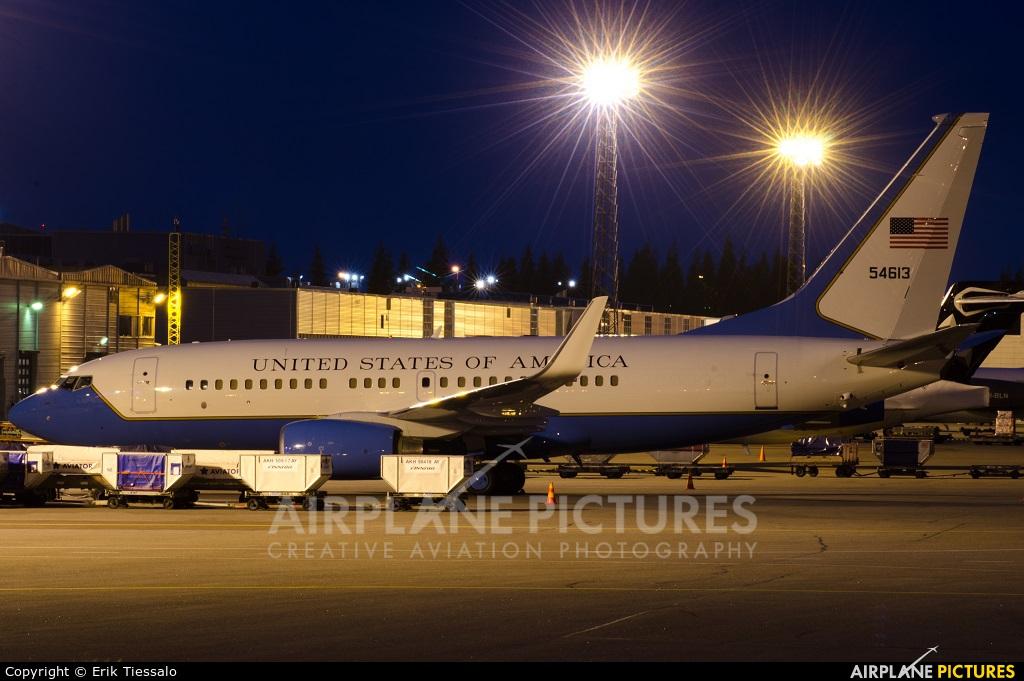 USA - Air Force 05-4613 aircraft at Helsinki - Vantaa