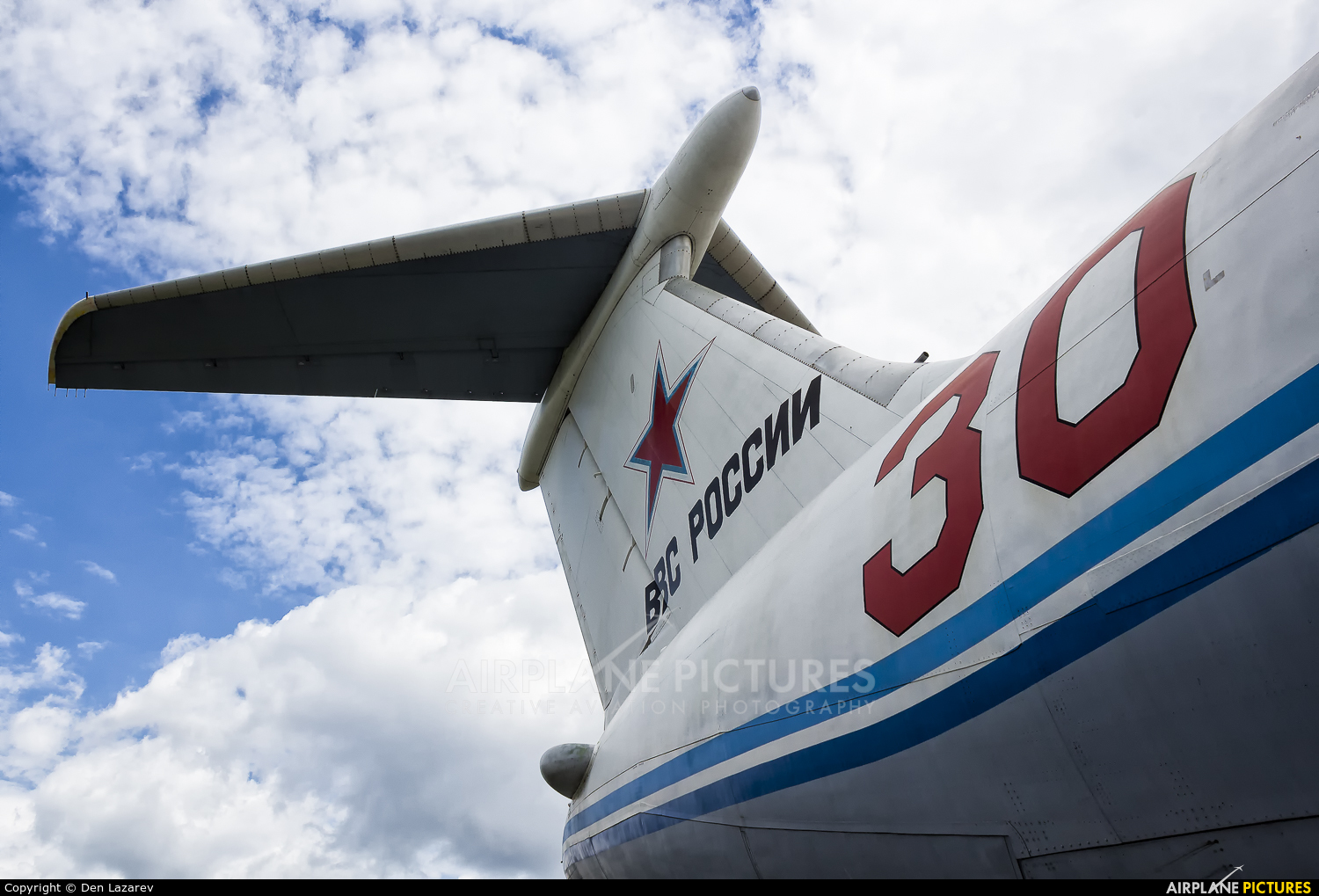 Russia - Air Force 30 aircraft at Off Airport - Russia