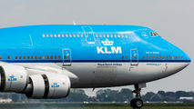 PH-BFA - KLM Boeing 747-400 aircraft