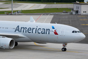 N286AY - American Airlines Airbus A330-200