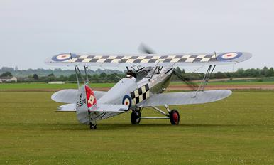 G-CBZP - Private Hawker Fury