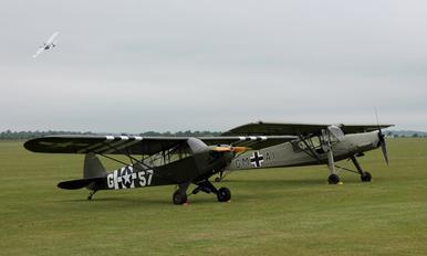 G-RRSR - Private Piper J3 Cub