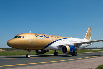 A9C-AN - Gulf Air Airbus A320