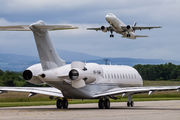 VP-CWW - Private Bombardier BD-700 Global 6000 aircraft