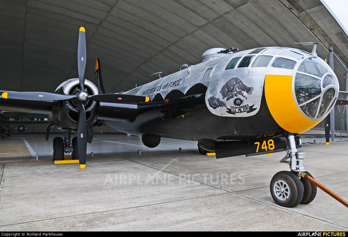 USA - Air Force 44-61748 aircraft at Duxford