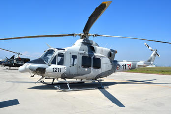 1211 - Mexico - Air Force Bell 412EP