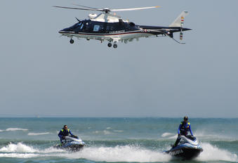 MM81663 - Italy - Carabinieri Agusta Westland AW109 N Nexus