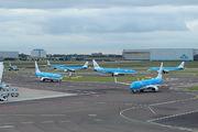 PH-BXZ - KLM Boeing 737-800 aircraft