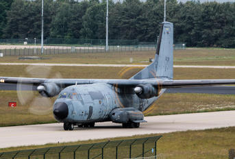 61-ZK - France - Air Force Transall C-160R