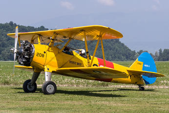 N53750 - Private Boeing Stearman, Kaydet (all models)