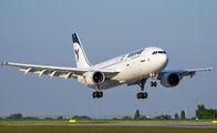 EP-IBC - Iran Air Airbus A300 aircraft