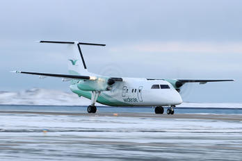 LN-WIT - Widerøe de Havilland Canada DHC-8-100 Dash 8