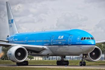 PH-BQL - KLM Asia Boeing 777-200ER