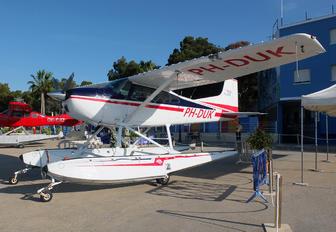 PH-DUK - Wings Over Holland Cessna 185 Skywagon