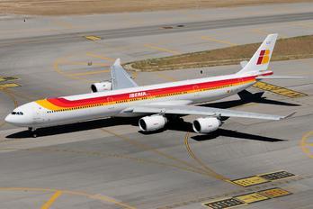 EC-LCZ - Iberia Airbus A340-600
