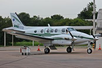 PT-WZC - Uniair Beechcraft 90 King Air
