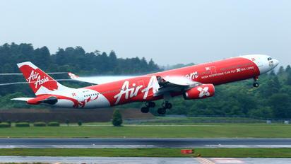9M-XXD - AirAsia X Airbus A330-300