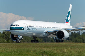 B-KQY - Cathay Pacific Boeing 777-300ER