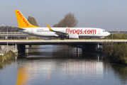 TC-AAZ - Pegasus Boeing 737-800 aircraft