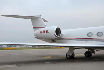 N838BA - Private Gulfstream Aerospace G-V, G-V-SP, G500, G550