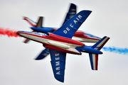 E119 - France - Air Force Dassault - Dornier Alpha Jet E aircraft