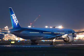 JA783A - ANA - All Nippon Airways Boeing 777-300ER