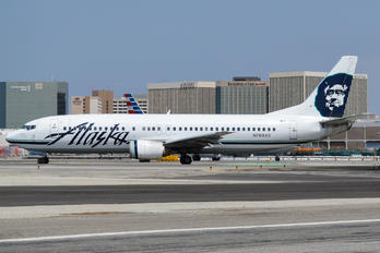 N769AS - Alaska Airlines Boeing 737-400