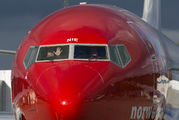 LN-NIE - Norwegian Air Shuttle Boeing 737-800 aircraft