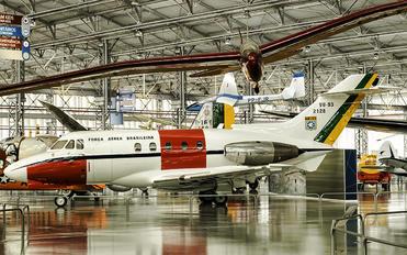 2128 - Brazil - Air Force Hawker Siddeley HS.125