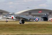 """WV908 - Royal Navy """"Historic Flight"""" Hawker Sea Hawk FGA.6 aircraft"""